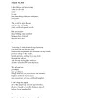 Webb's Poetry
